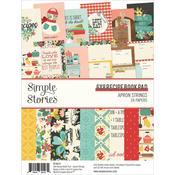 Apron Strings Recipe Book - Simple Stories - PRE ORDER