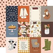 "3""X4"" Elements Paper - Cozy Days - Simple Stories - PRE ORDER"