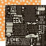 Boo Crew Paper - Cast A Spell - Simple Stories  - PRE ORDER