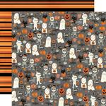 Boo Crew Paper - Our Little Spooks - Simple Stories  - PRE ORDER