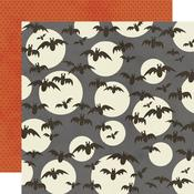 Boo Crew Paper - So Fangtastic - Simple Stories