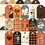 Boo Crew Paper - Tags - Simple Stories - PRE ORDER