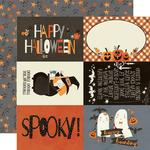 "Boo Crew Paper - 4"" x 6"" Elements - Simple Stories - PRE ORDER"