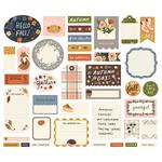 Cozy Days Journaling Bits & Pieces Die-Cuts