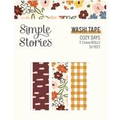 Simple Stories Cozy Days Washi Tape - Simple Stories - PRE ORDER