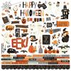 Boo Crew Cardstock Stickers - Simple Stories