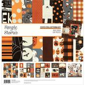 Boo Crew Collection Kit - Simple Stories - PRE ORDER