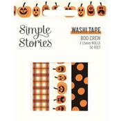 Boo Crew Washi Tape - Simple Stories - PRE ORDER