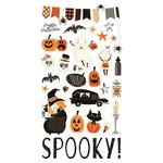 Boo Crew Chipboard Stickers - Simple Stories - PRE ORDER