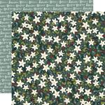 Winter Cottage Paper - Let It Snow - Simple Stories  - PRE ORDER