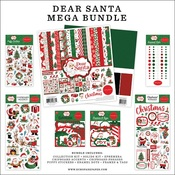 Dear Santa Mega Bundle - Carta Bella - PRE ORDER