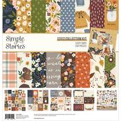 Cozy Days Collection Kit - Simple Stories - PRE ORDER