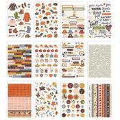 Cozy Days Sticker Book - Simple Stories - PRE ORDER