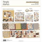 Cozy Days Collector's Essential Kit - Simple Stories - PRE ORDER