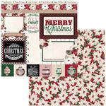 Merry Paper - Joyful Christmas - Bo Bunny