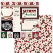 Merry Paper - Joyful Christmas - Bo Bunny - PRE ORDER