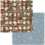 Decorations Paper - Joyful Christmas - Bo Bunny