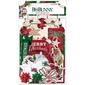 Joyful Christmas Noteworthy Die-Cuts - Bo Bunny - PRE ORDER