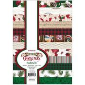"Joyful Christmas 6""X8"" Paper Pad - Bo Bunny - PRE ORDER"