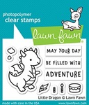 Little Dragon Clear Stamps - Lawn Fawn