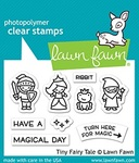 Tiny Fairy Tales Clear Stamps - Lawn Fawn