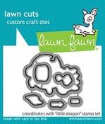 Little Dragon Lawn Cuts - Lawn Fawn