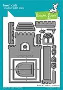 Build-A-Castle Dies - Lawn Fawn