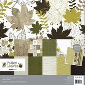 Fallen Leaves 12 x 12 Paper Pack - KaiserCraft
