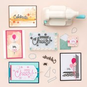 Mini Evolution Die Cut Machine & Stamping Bundle - We R Memory Keepers