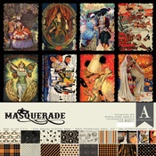 Masquerade Collection Kit - Authentique - PRE ORDER