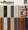 Masquerade 12 x 12 Paper Pad - Authentique