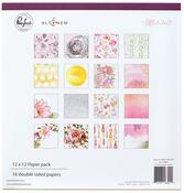 Celebrate 12 x 12 Paper Pack - Pinkfresh - PRE ORDER