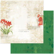 Tradition Paper - Vintage Artistry Noel - 49 And Market