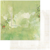 Aquifolium Paper - Vintage Artistry Noel - 49 And Market