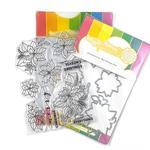 Poinsettia Stamp & Die Set - Waffle Flower Crafts
