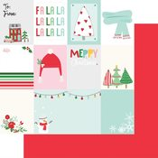 Christmas Cut-Apart Paper - Wishmas - Fancy Pants - PRE ORDER