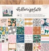 Marigold 12 x 12 Paper Pad - Maggie Holmes