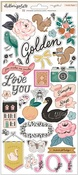 Marigold Sticker Sheet - Maggie Holmes