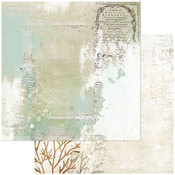 Tidepool Paper - Vintage Artistry Shore - 49 And Market