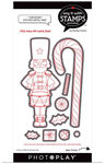 #9 Nutcracker/Candy Cane Die Set   - Say It With Stamps - Photoplay - PRE ORDER
