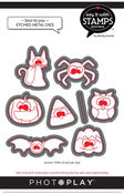 Boo To You Die Set - Say It With Stamps - Photoplay - PRE ORDER