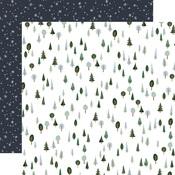 I Love Winter Paper - Winter Market - Carta Bella