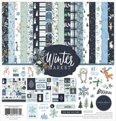 Winter Market Collection Kit - Carta Bella - PRE ORDER