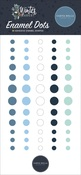 Winter Market Enamel Dots - Carta Bella - PRE ORDER