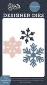 Cozy Snowflake Trio Die Set - Carta Bella