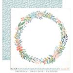 Daisy Days Paper - Daydream - Cocoa Vanilla Studio