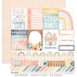 Happy Place Paper - Daydream - Cocoa Vanilla Studio