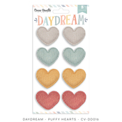 Daydream Puffy Hearts - Cocoa Vanilla
