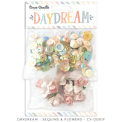Daydream Sequins & Flowers - Cocoa Vanilla Studio