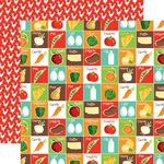 Pantry Party Paper - Farm To Table - Carta Bella - PRE ORDER